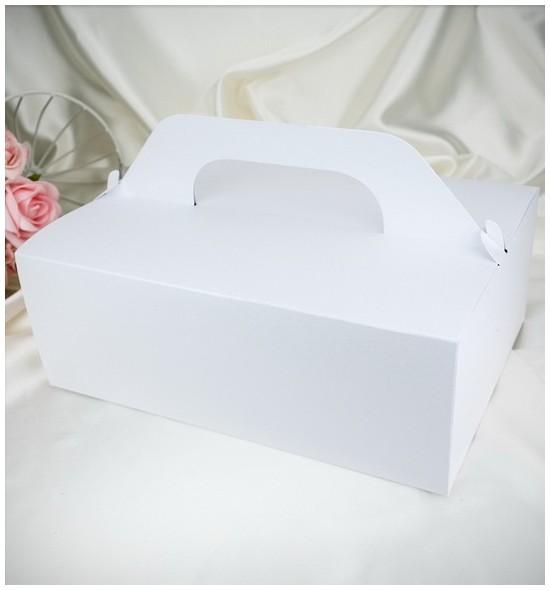 Svatební krabička na výslužku K552