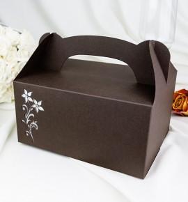 Svatební krabička na výslužku K1048