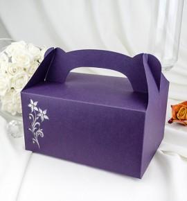 Svatební krabička na výslužku K1048B