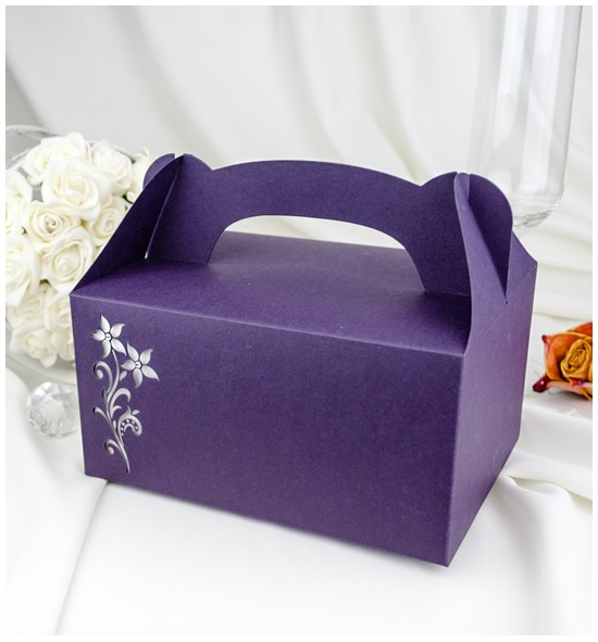 Svatební krabička na výslužku K63-910B