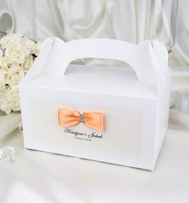 Svatební krabička na výslužku K2024D-NM