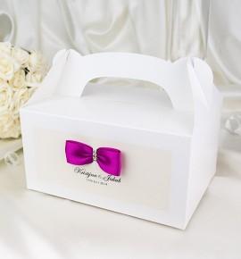 Svatební krabička na výslužku K2024F-NM