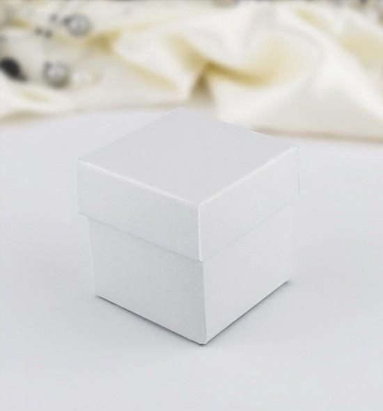 Svatební krabička na dárky/mandličky - K402