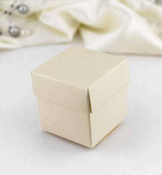 Svatební krabička na dárky/mandličky - K403