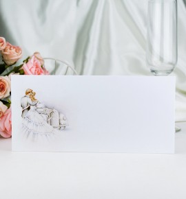 Svatební obálka OB946