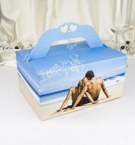 Svatební krabička na míru NM03