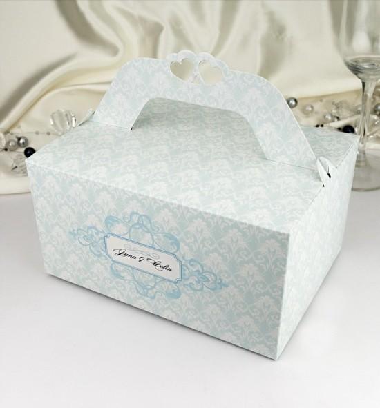 Svatební krabička na míru NM22