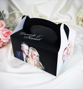 Svatební krabička na míru NM29