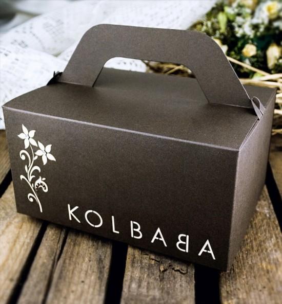 Svatební krabička na míru NM30