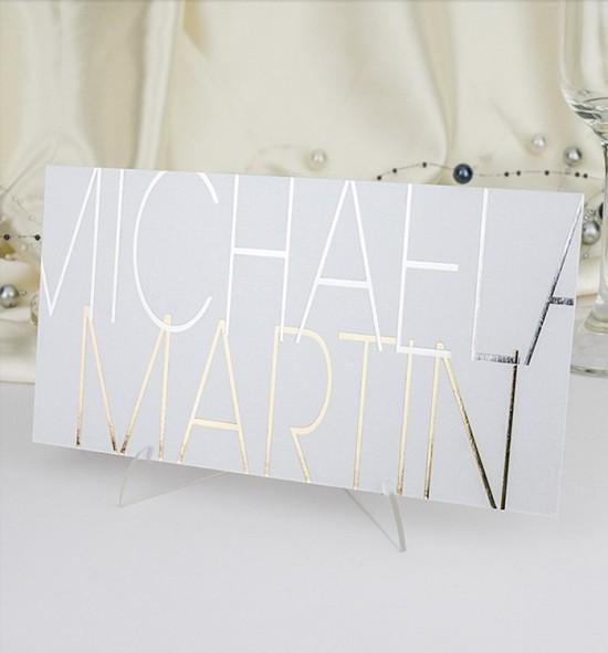 Svatební oznámení na míru - NM05