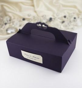 Svatební krabička na výslužku - K108