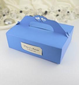 Svatební krabička na výslužku - K109