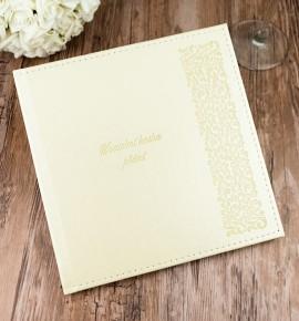 Svatební kniha SK977A