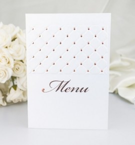 Svatební menu M2053