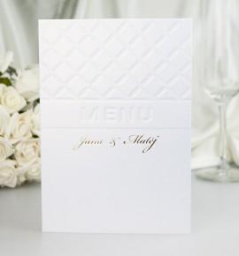Svatební menu M2054B
