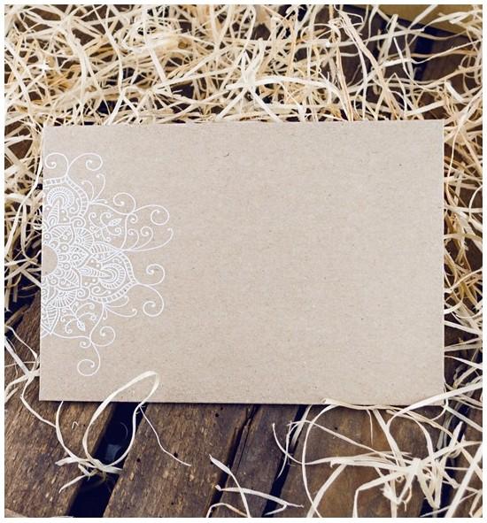 Svatební obálka OB2052B