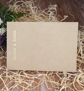 Svatební obálka OB2056