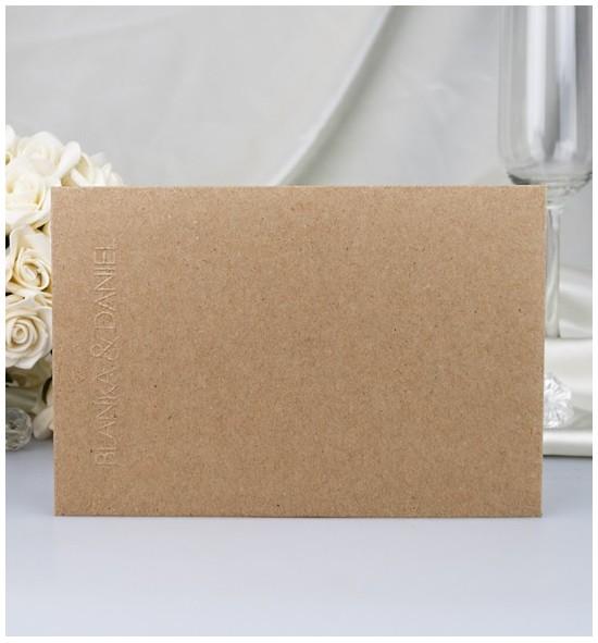 Svatební obálka OB2057