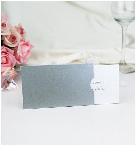 Pozvánka ke svatebnímu stolu P2014