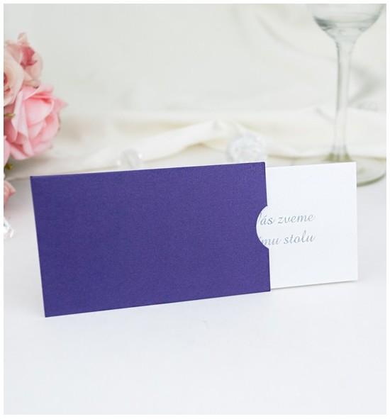 Pozvánka ke svatebnímu stolu P2014B