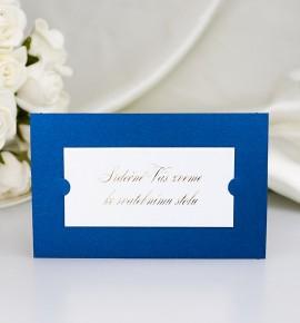 Pozvánka ke svatebnímu stolu PF02