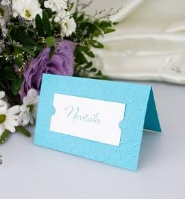 Svatební jmenovka J2027