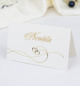 Svatební jmenovka J920