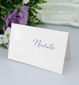 Svatební jmenovka J2009