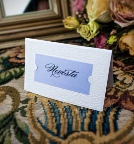 Svatební jmenovka J2013