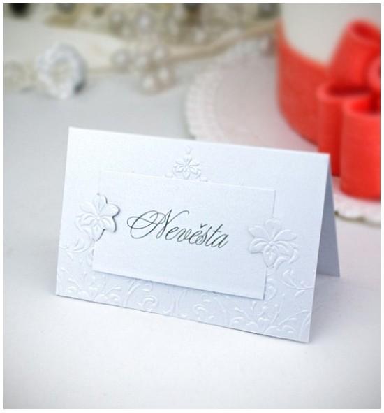 Svatební jmenovka J2022