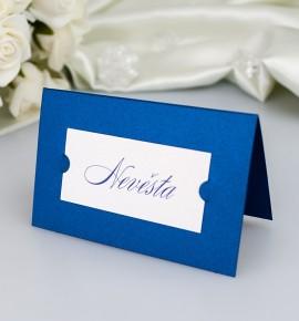 Svatební jmenovka JF02