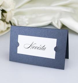 Svatební jmenovka JF03
