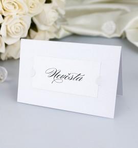 Svatební jmenovka JF05