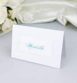 Svatební jmenovka JF07