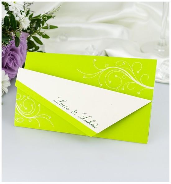Svatební oznámení G2000