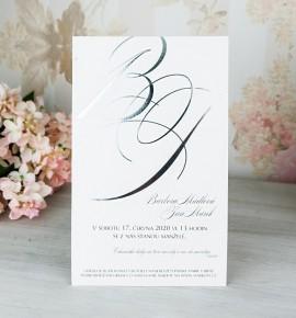 Svatební oznámení G2074