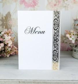 Svatební menu M2064