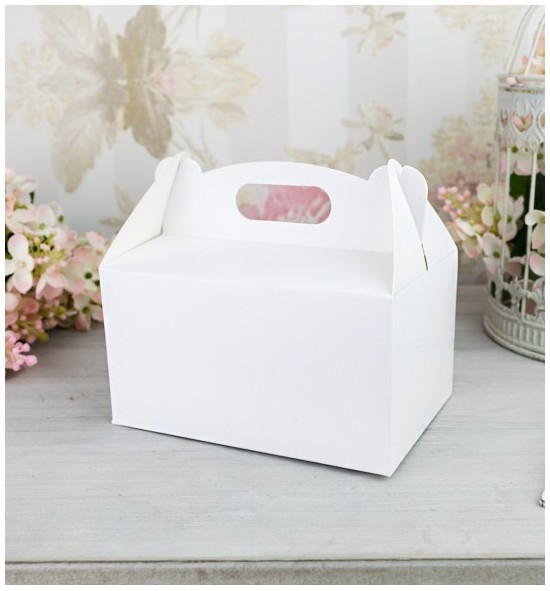 Svatební krabička na výslužku - K33-6000-01