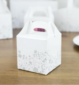 Svatební krabička na dárky/mandličky - K14-2092