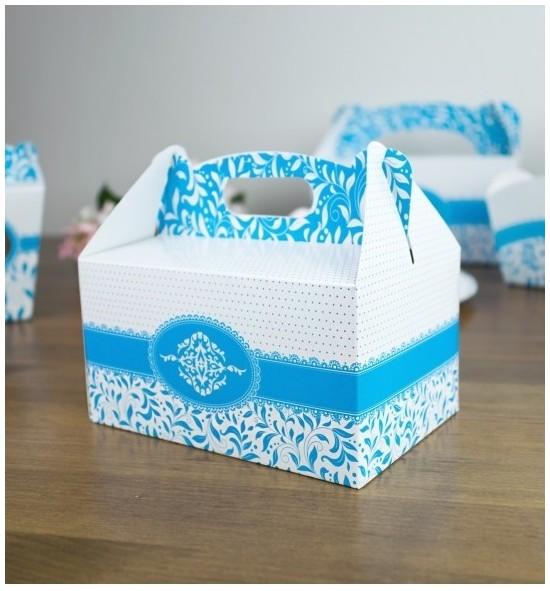 Svatební krabička na výslužku - K33-1001