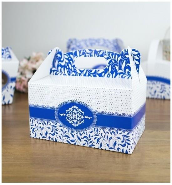 Svatební krabička na výslužku - K33-1002