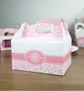 Svatební krabička na výslužku - K33-1003