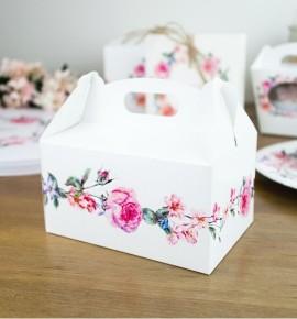 Svatební krabička na výslužku - K33-2089