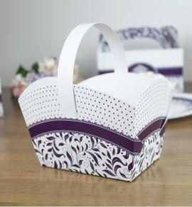 Svatební košíček - KOS1006