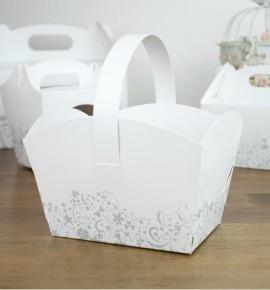 Svatební košíček - KOS2092