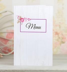 Svatební menu M2090