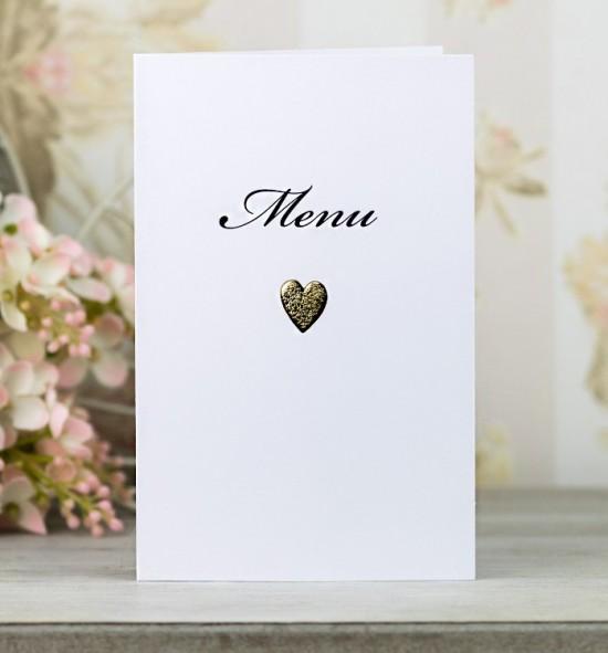 Svatební menu M2097A