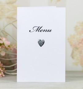 Svatební menu M2097B