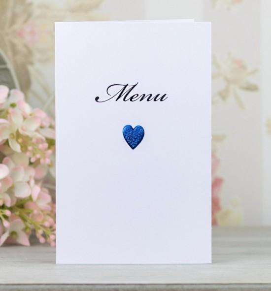 Svatební menu M2097D