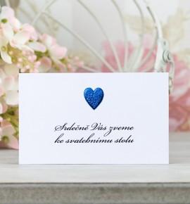 Pozvánka ke svatebnímu stolu P2097D